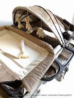 CocoLatte CL8435 Nursery Center Baby Playpen