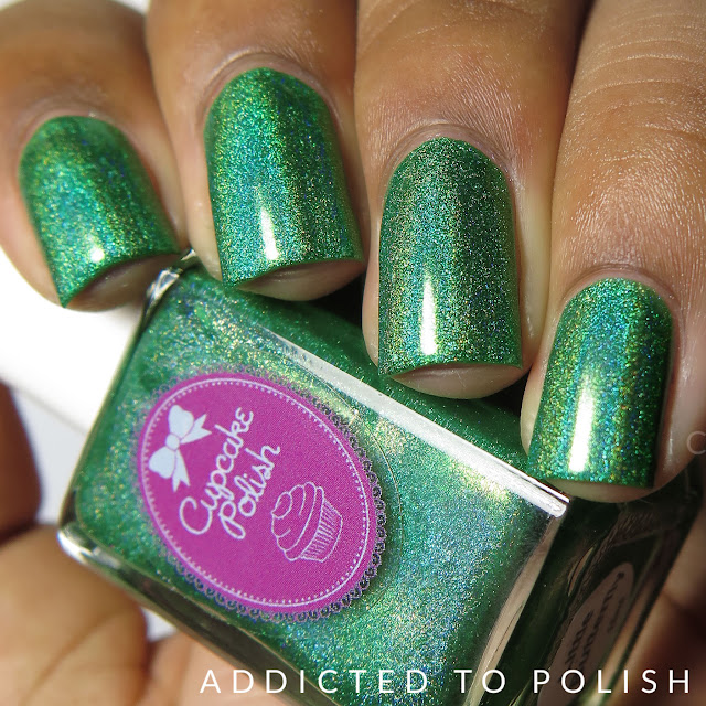 Cupcake Polish Little Butterfly Butterfly Collection