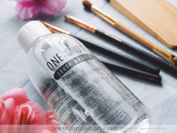 Review : ABBAMART One Shot Brush Washer - Senangnya cuci berus makeup!