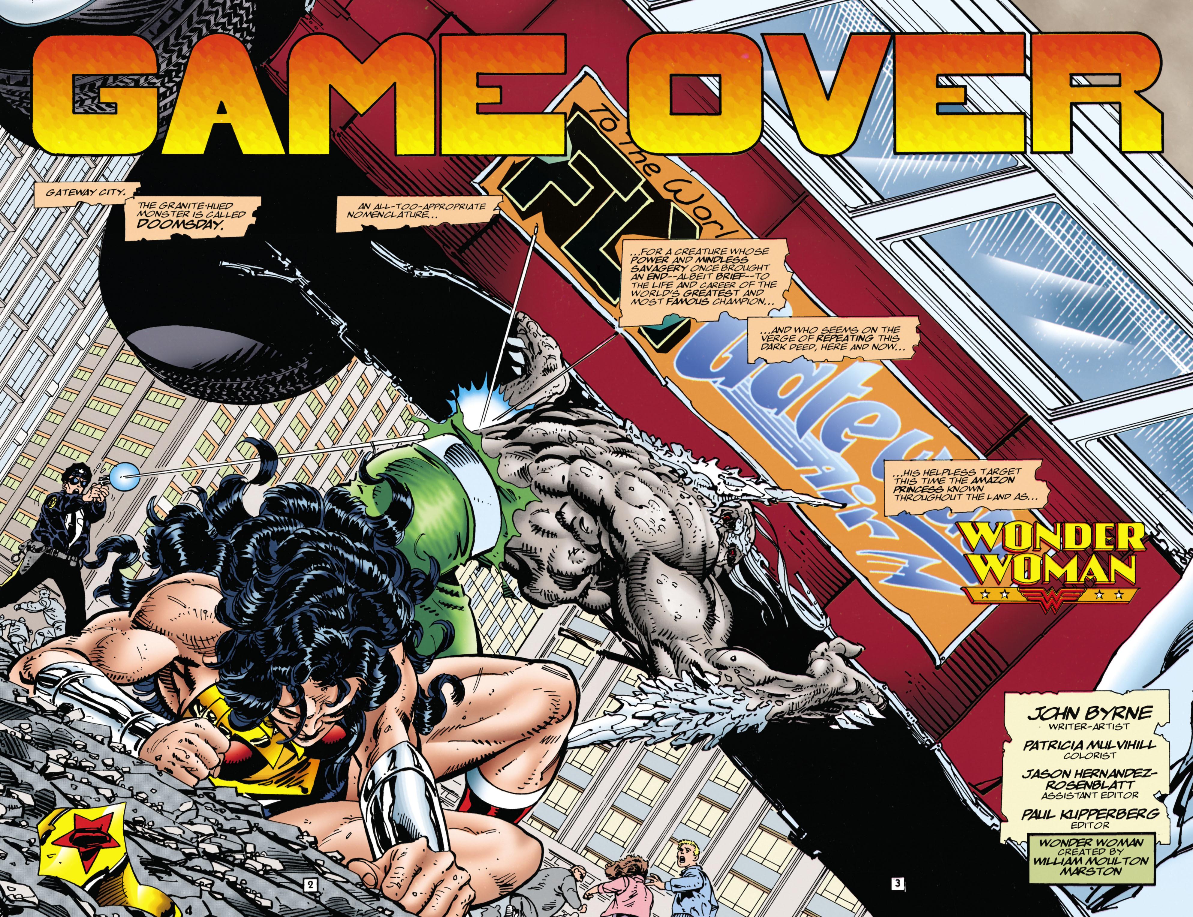 Read online Wonder Woman (1987) comic -  Issue #112 - 3