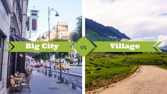 Ζωή στο χωριό: Είναι καλή απόφαση;