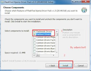 Install Flashtool-Drivers-1.5