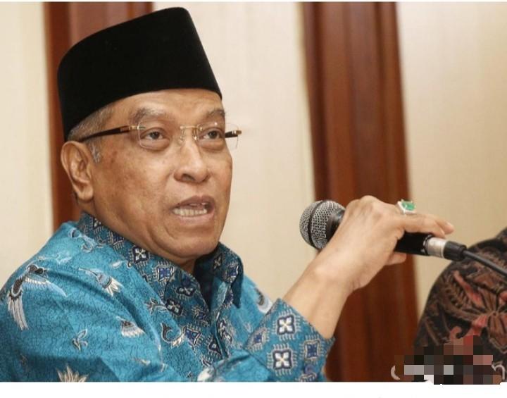 Diingatkan Sekjend MUI, Jawaban Said Aqil Siradj Bernada Sombong?
