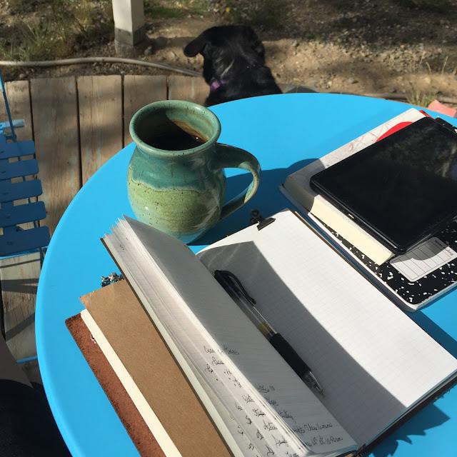 The Porch Post Script - Life Snapshots