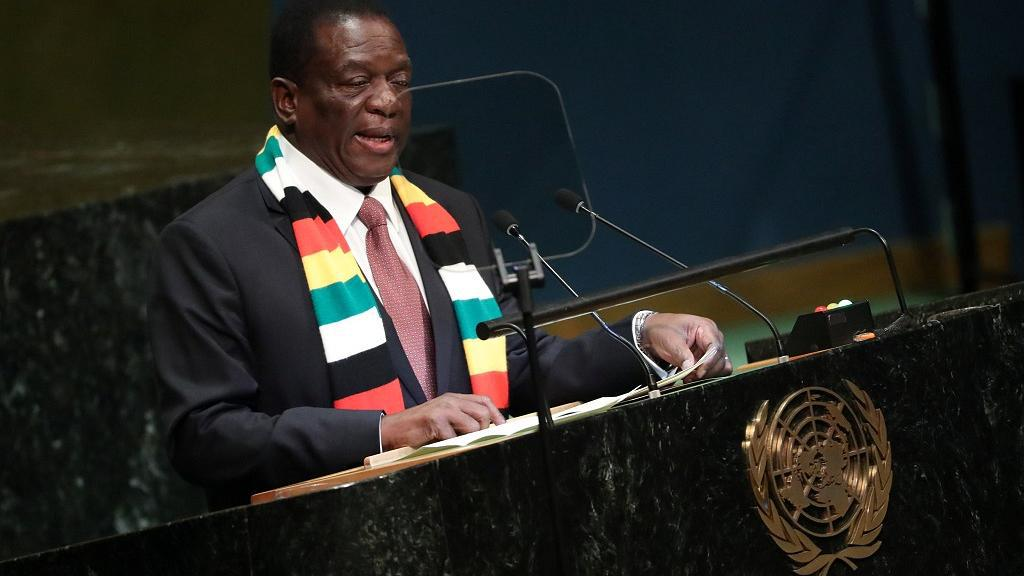 Full Text: President Mnangagwa's Full Address To The UN General Assembly