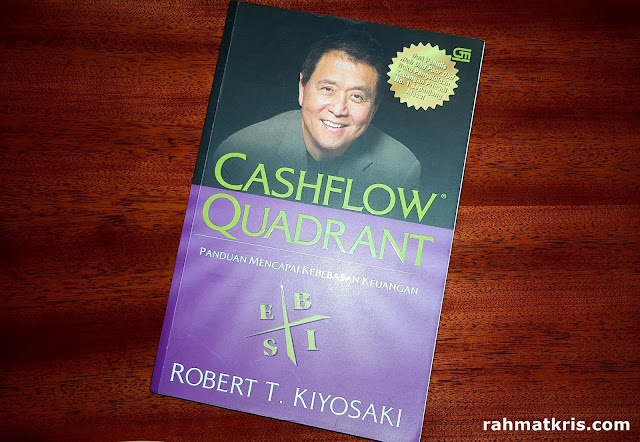 Buku Cashflow Quadrant
