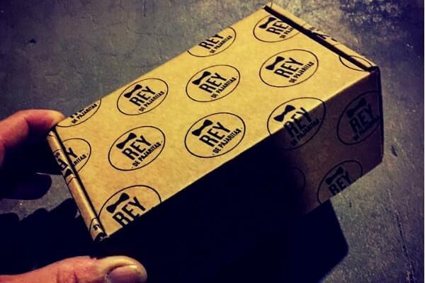 caja personalizada para pajaritas
