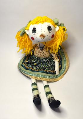 шьем кукол - заплаточки