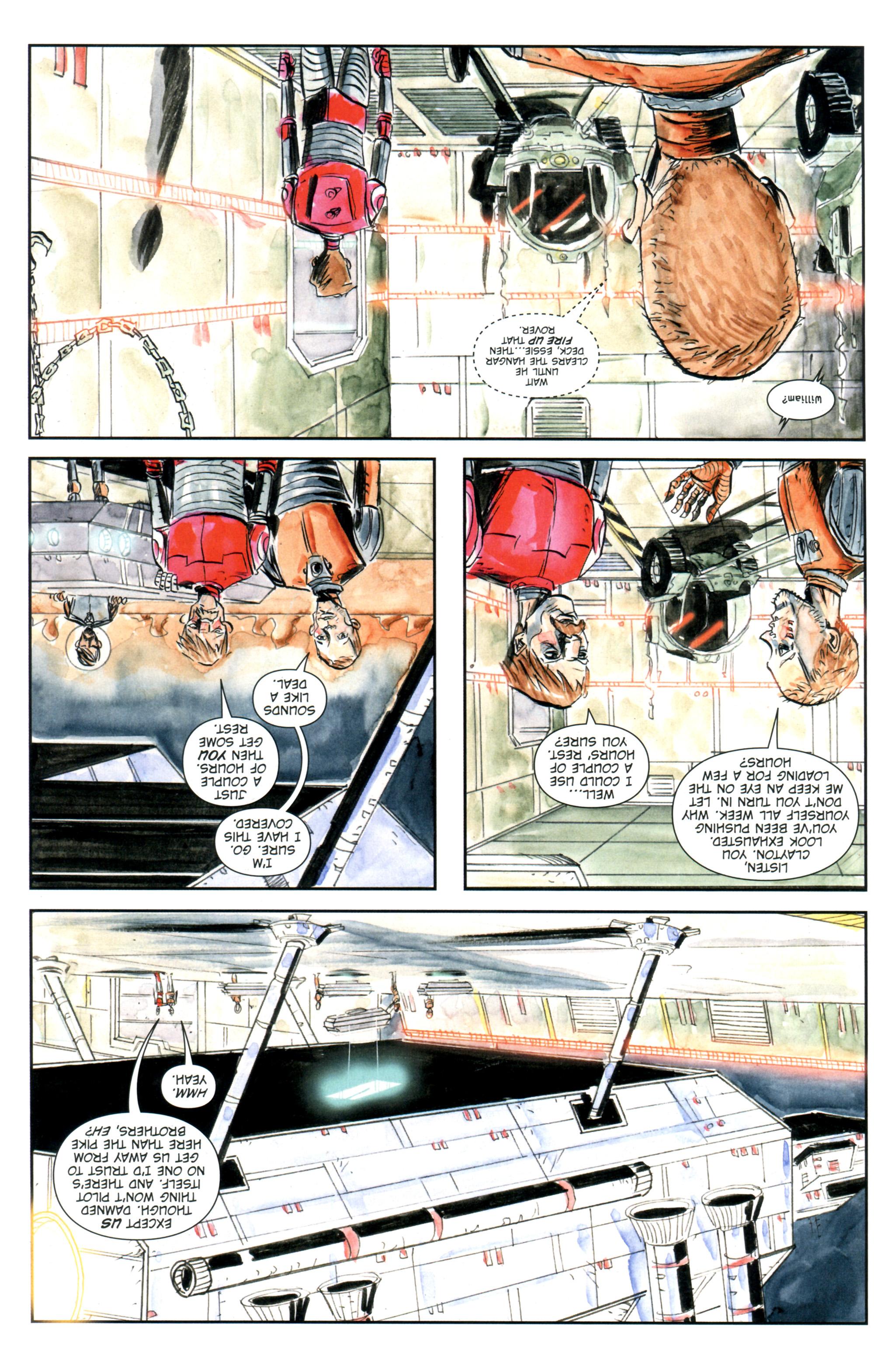Read online Trillium comic -  Issue #6 - 16