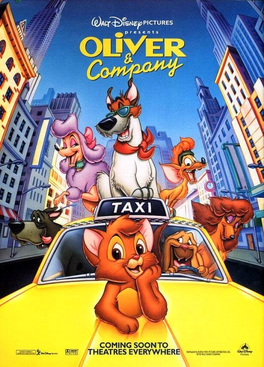 Watch Oliver & Company (1988) Online For Free Full Movie English Stream