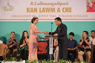Miss Zofa lawmna
