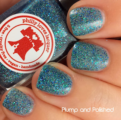 Lighthouse of Hope Box: Philly Loves Lacquer - I Made You A Nest
