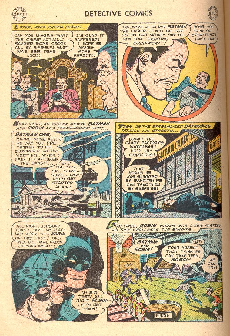 Detective Comics (1937) 222 Page 11