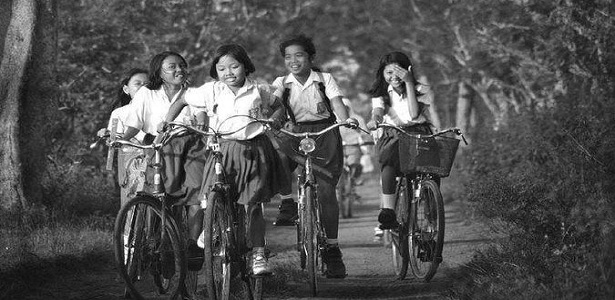 Menulis itu sama seperti bersepeda, tips dan trik menulis, Omjay, Bang Syaiha, http://www.bangsyaiha.com/