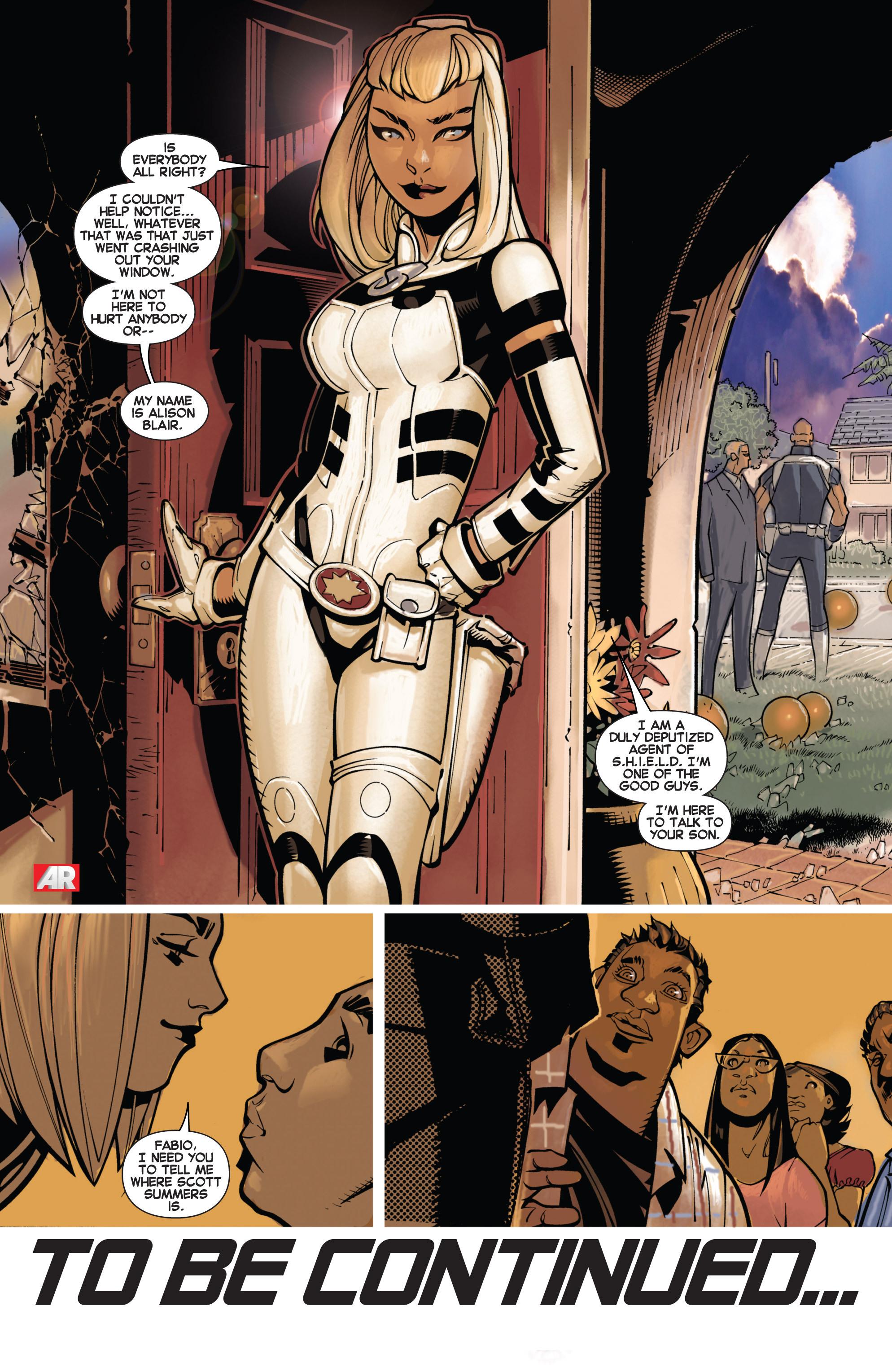 Read online Uncanny X-Men (2013) comic -  Issue # _TPB 2 - Broken - 59