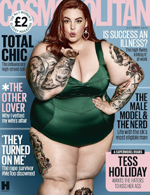 gordas en portadas