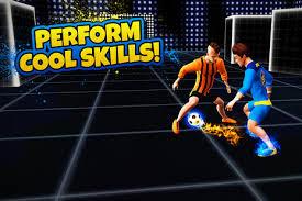 Image Game SkillTwins Football Game APK MOD