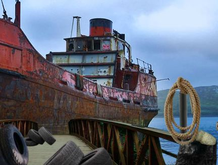 5NGames Abandoned Ship Tr…