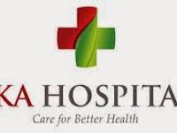 4 LOWONGAN KERJA 2016 RS EKA HOSPITAL (HOT)