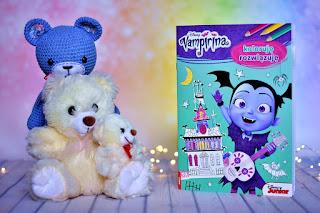 """""""Vampirina. Koloruję, rozwiązuję"""" - książki dla dzieci #10"""