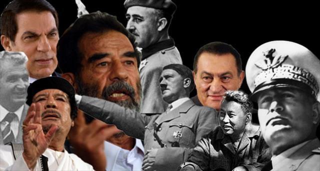 diktatör nedir