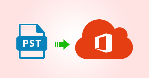 import pst to office 365 portal