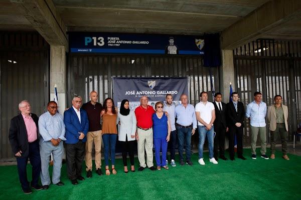 Málaga, ya está inaugurada la Puerta Gallardo