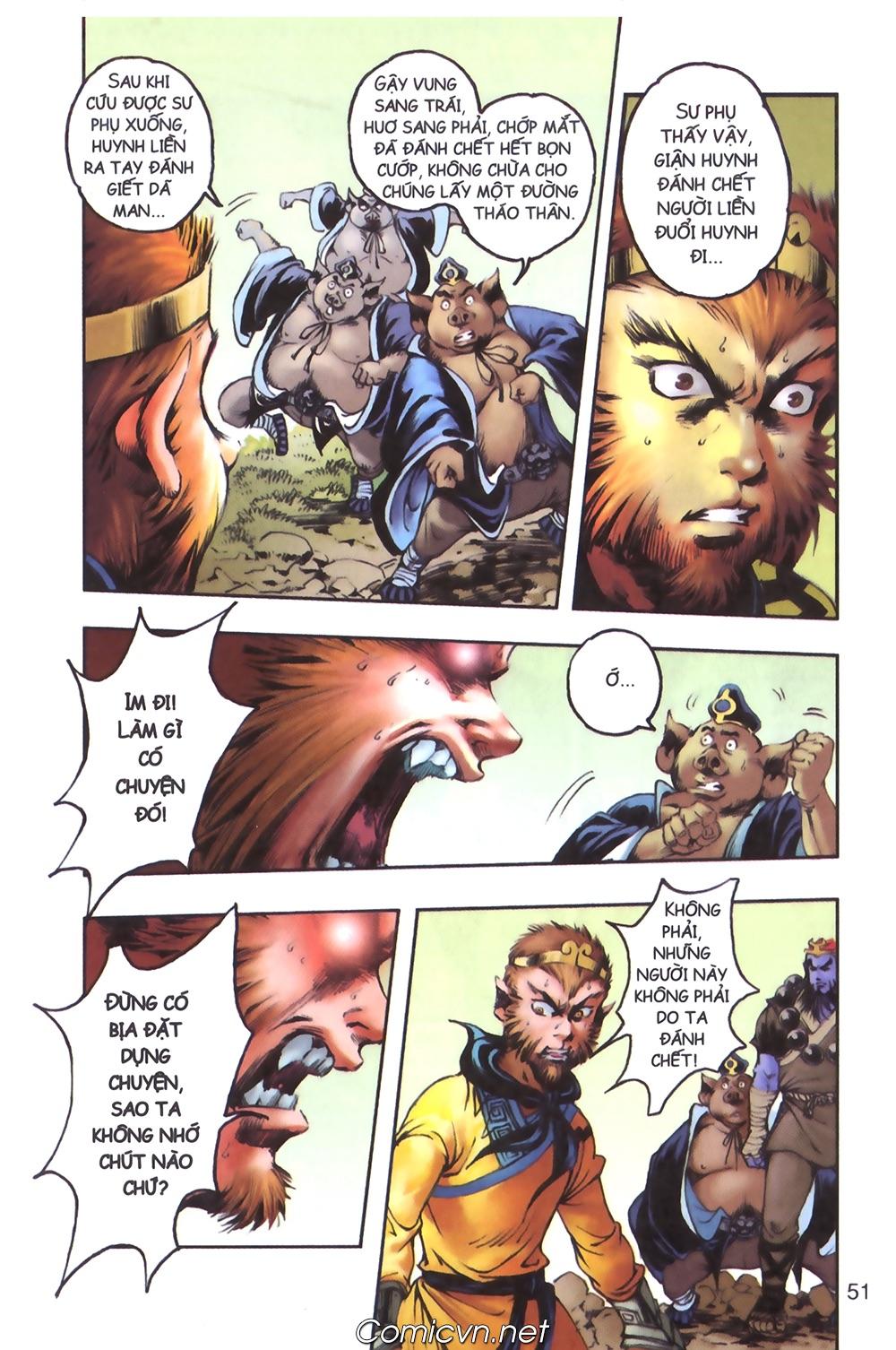 Tây Du Ký màu - Chapter 102 - Pic 21