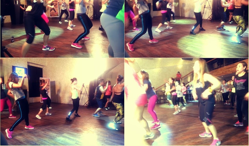 Let's do Zumba and Pure Jus-ing to a Healthy You!