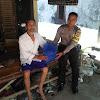 Polres Serang Beri Bantuan Pada Puluhan Masyarakat Kurang Mampu