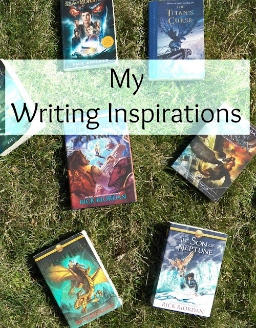 My Writing Inspirations