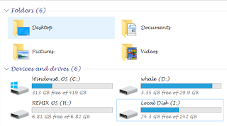 HOW A CREATE A NEW PARTITION ON WINDOWS WITHOUT LOOSING ANY FILE 7