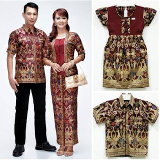 Model baju keluarga untuk lebaran trend 2017
