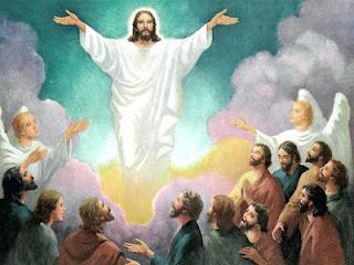 Cantos para missa da Ascensão do Senhor