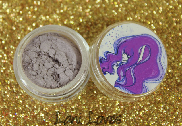 Innocent + Twisted Alchemy Moon Dreams eyeshadow swatches & review