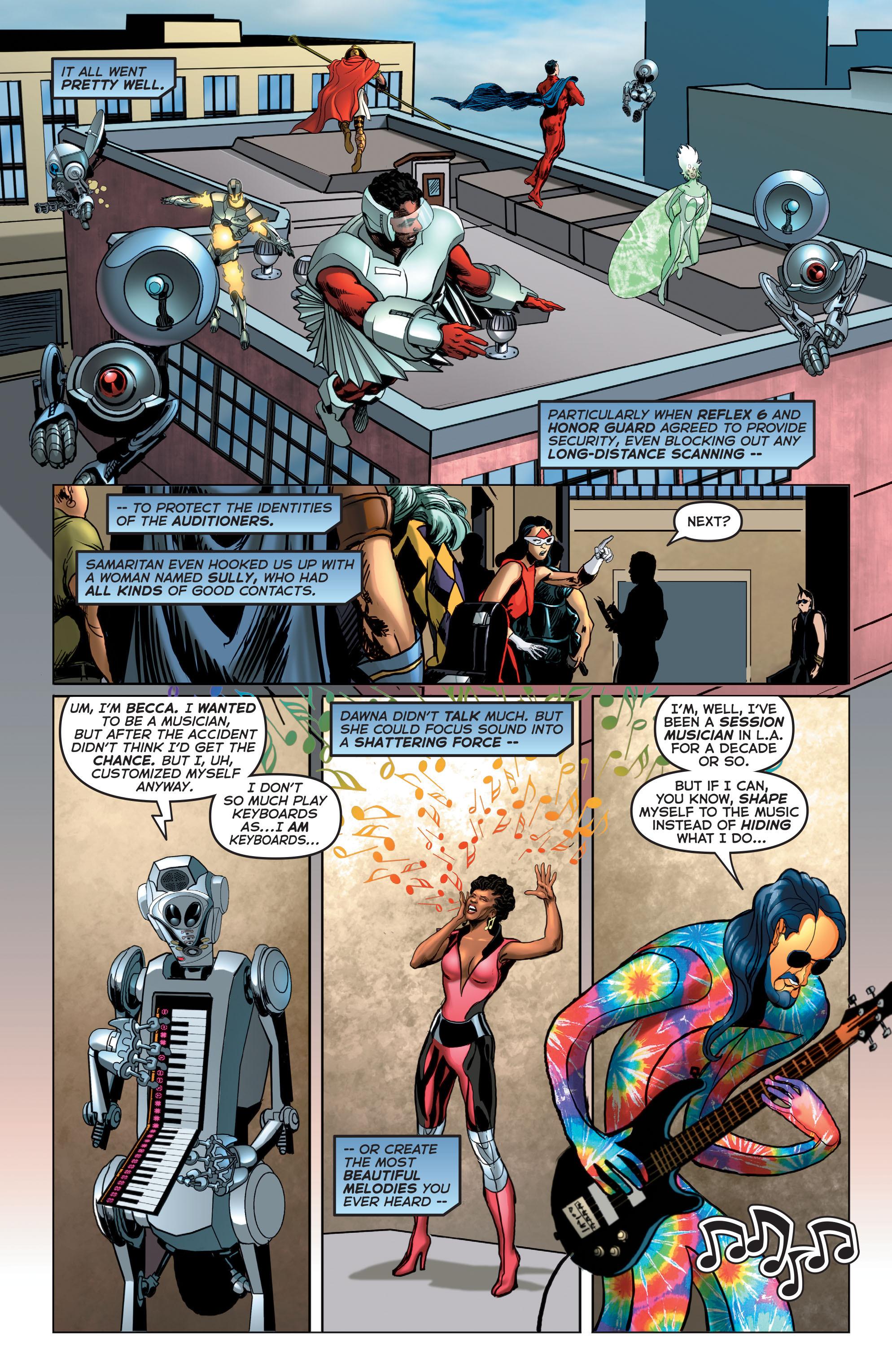 Read online Astro City comic -  Issue #24 - 24