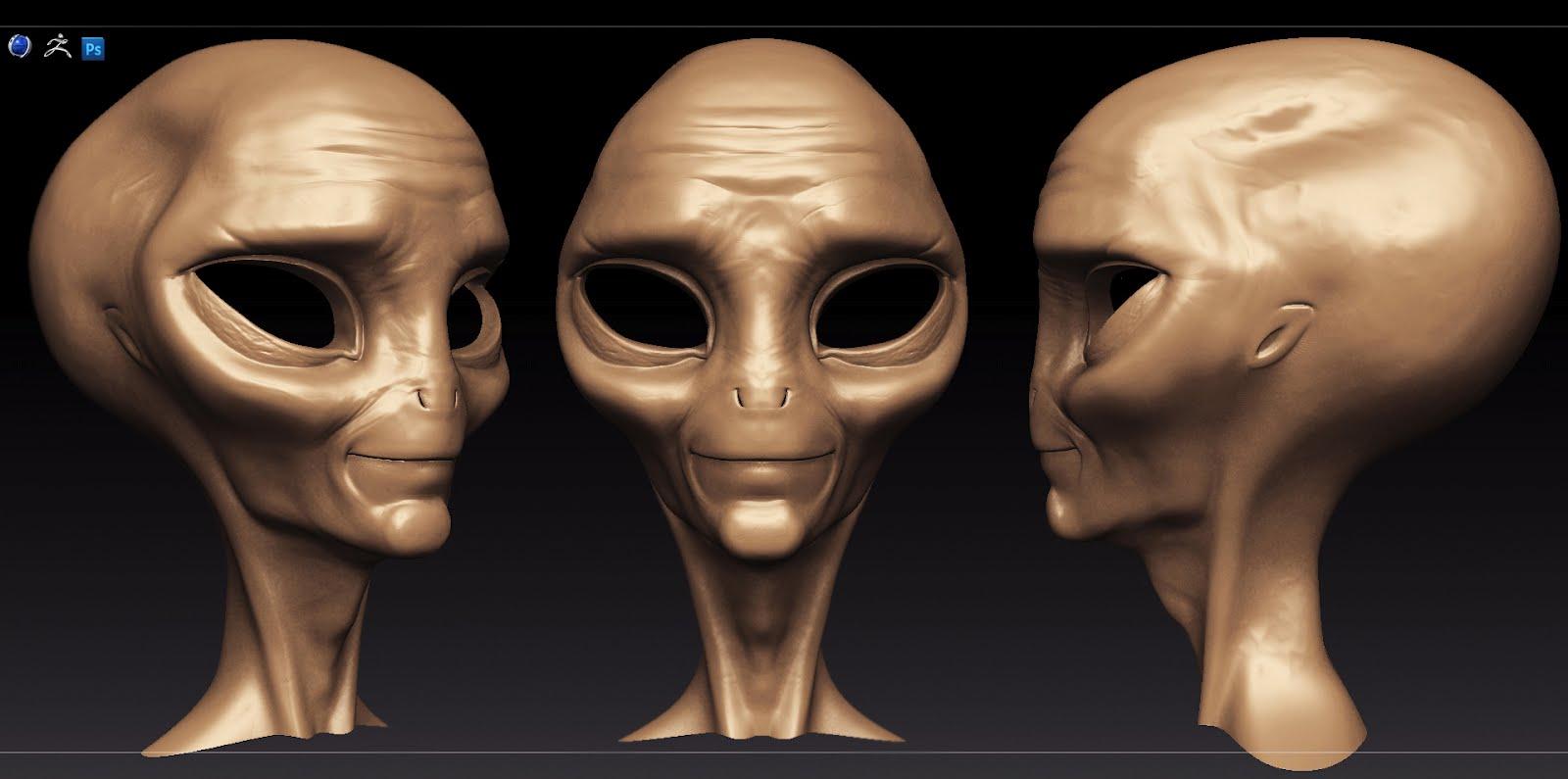 paul the alien for - photo #33