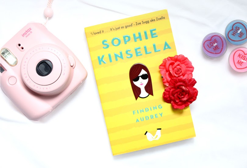 young adult finding audrey sophie kinsella