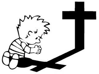 stuff christian culture likes 172 calvin praying at the cross
