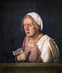 Giorgione La Vecchia