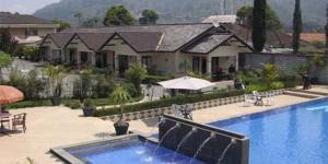 Narima Indah Hotel And Cottage Lembang - Bandung