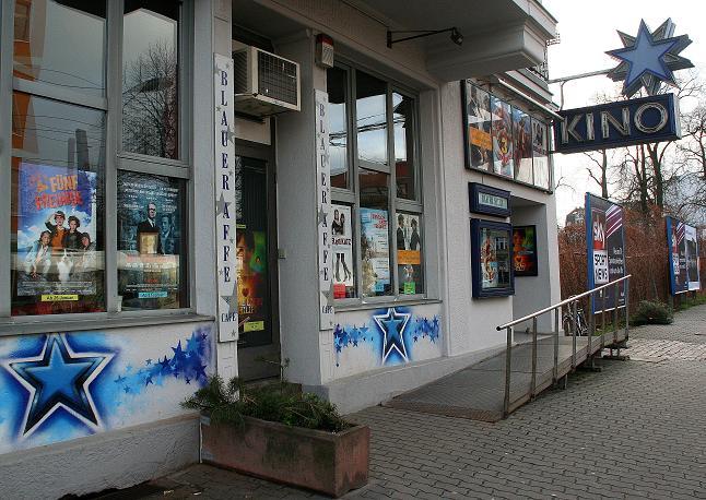 Blauer Stern Kino
