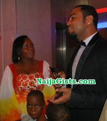 ramsey nouah wife natural beauty