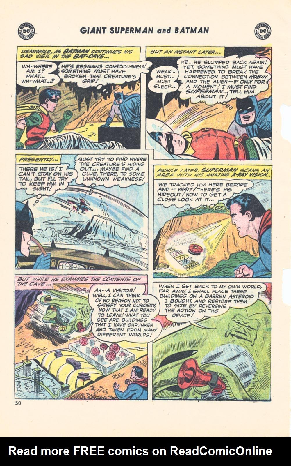 Read online World's Finest Comics comic -  Issue #161 - 51