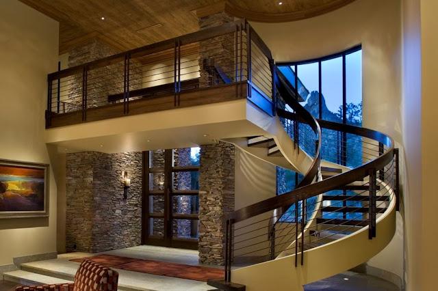 thiết kế cầu thang đẹp - mẫu số 3