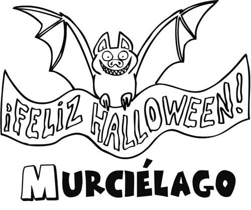 Fichas de Ingls para nios: Happy Halloween