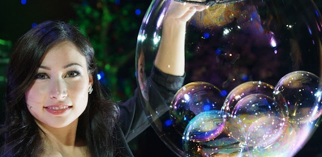 World-renowned show Arabian Bubble Celebration comes to Dubai