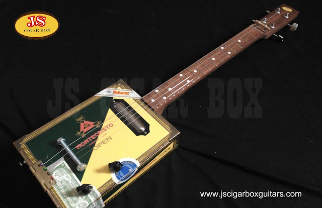 cigar box ukelele