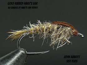 Hare/'s Ear Dry Fly Trout Rainbow Trout Grayling Aland Trout 4 St