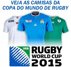 Especial Camisas de Rugby